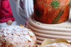 圣诞节经典面包-潘妮托尼