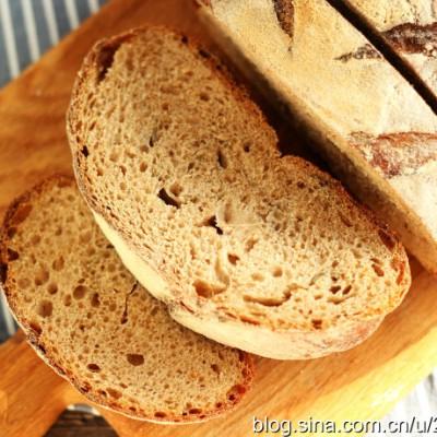 天然酵種全麥海藻面包-減肥利器