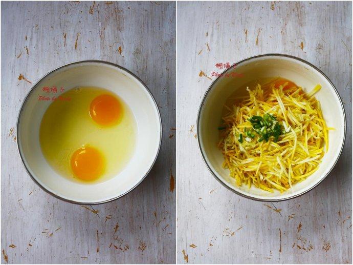 老北京的传统小吃:糊塌子