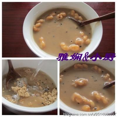 西安传统小吃—油茶麻花