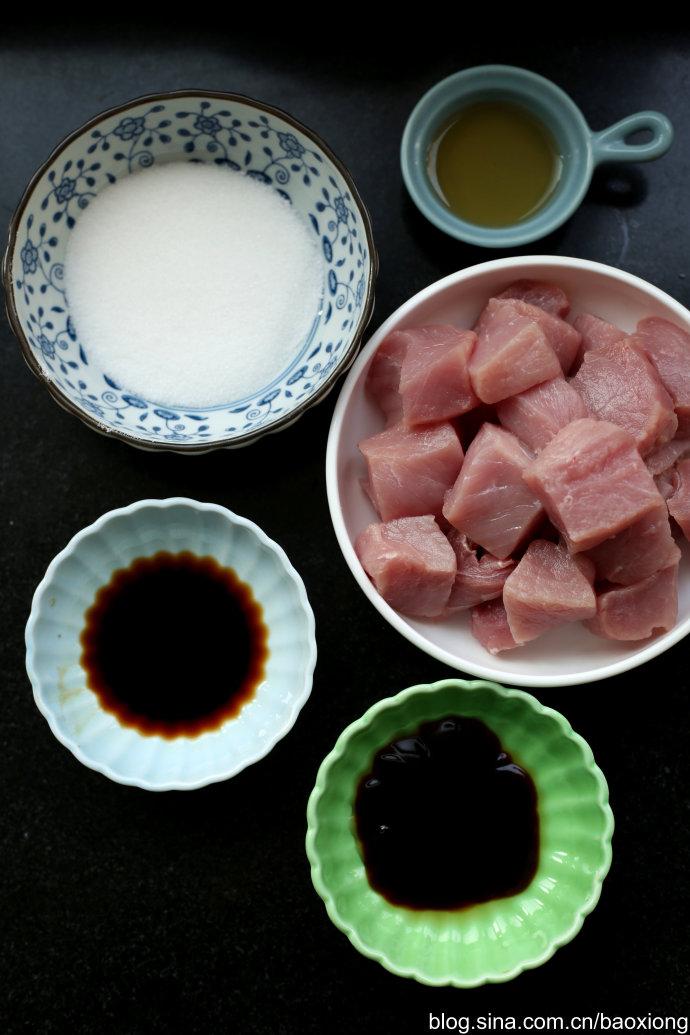 黑椒蜜汁肉脯
