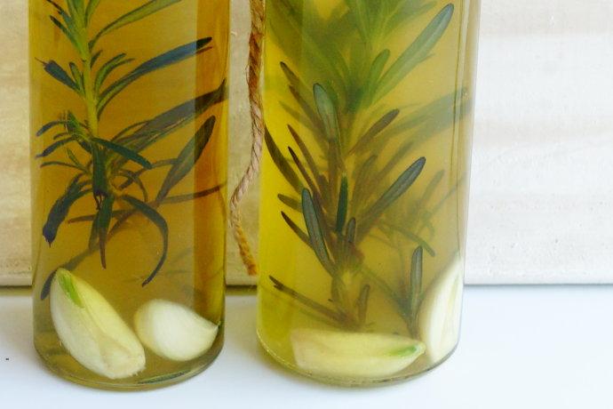 迷迭香橄榄油、香草橄榄油