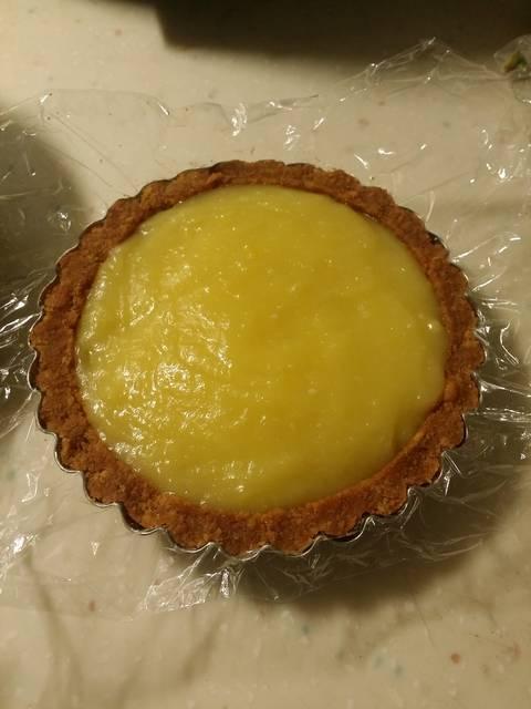 免烤法式柠檬塔