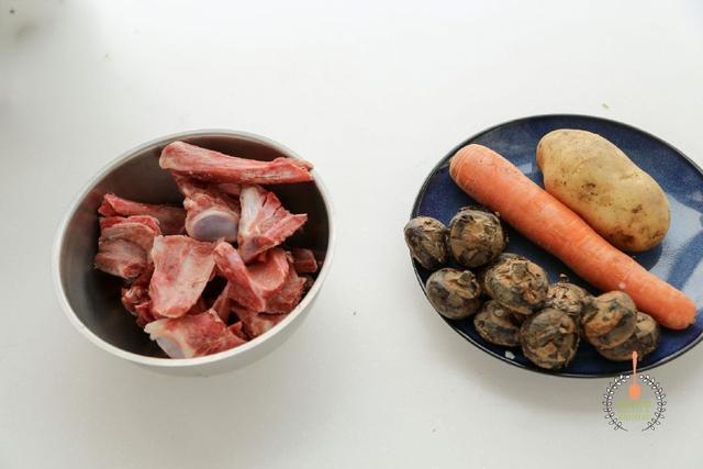 胡萝卜马蹄汤