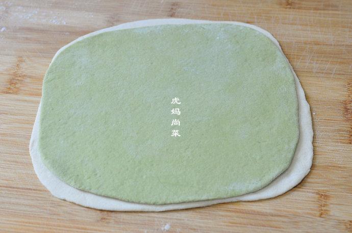青麦馒头卷