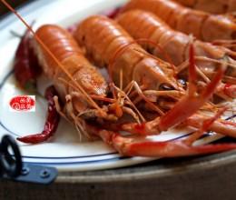 麻辣鲜香海龙虾