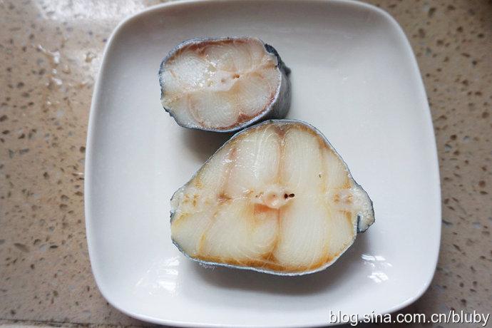 剁椒蒸银鳕鱼