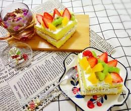 法式海绵水果蛋糕