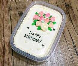 酸奶奶酪慕斯盒子蛋糕