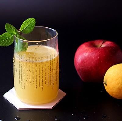 柠檬苹果汁