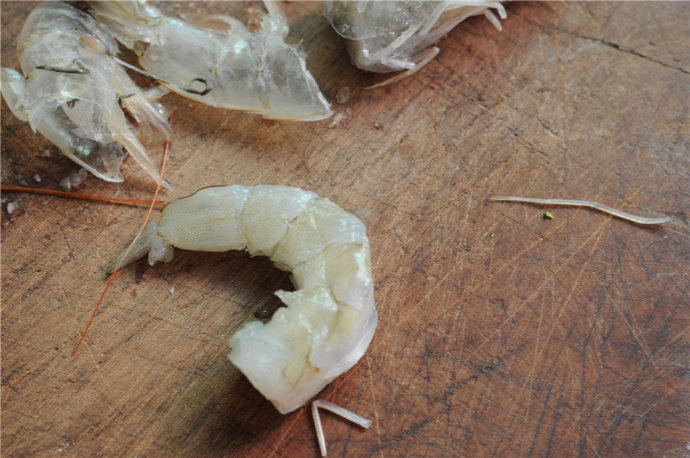 西兰花虾球