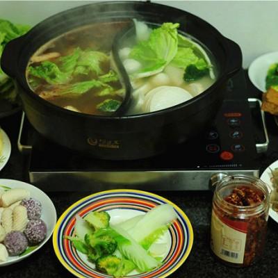 霉豆腐火鍋