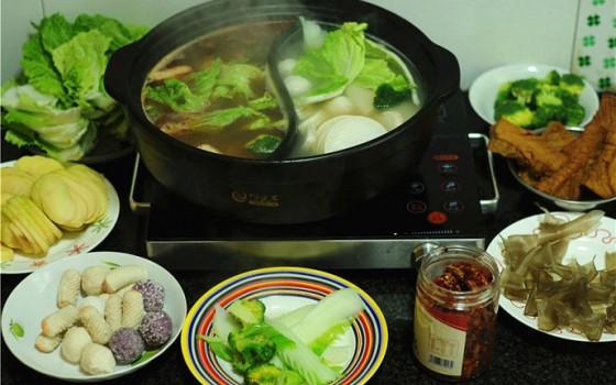霉豆腐火锅