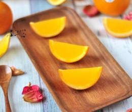 年菜甜点—冰糖橙子冻