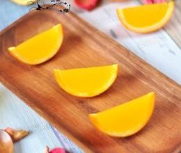 #新春悠享家#入口即化的年菜甜点——冰糖橙子冻