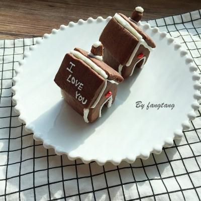爱的饼干屋