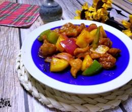 年夜饭-菠萝古老肉