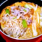 韩式火锅面