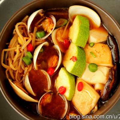 傳統韓式大醬湯