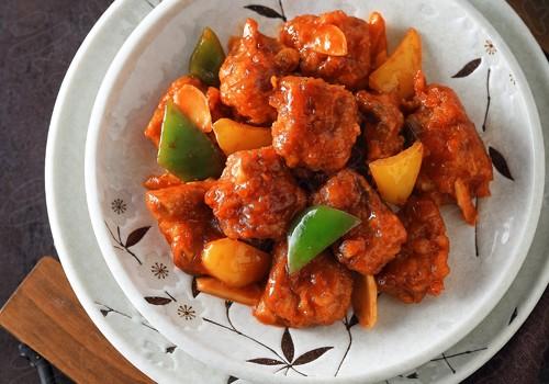 春节菜谱-生炒排骨