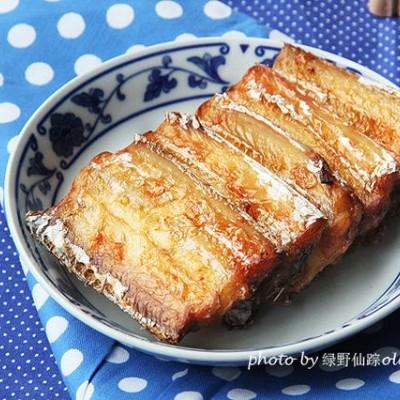 春节菜谱-香炸带鱼