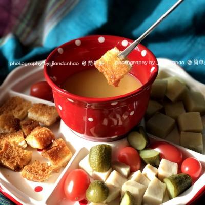 蒜香奶酪火鍋