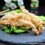 春节菜谱-天妇罗炸虾