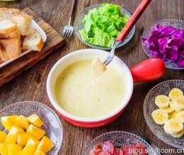 西式火锅—奶酪火锅