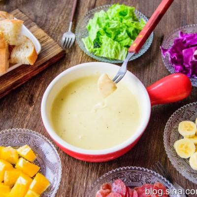 西式火鍋—奶酪火鍋