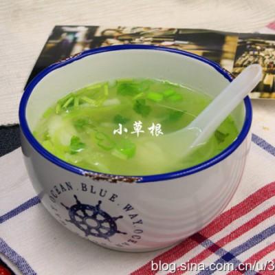 鱼肉萝卜汤