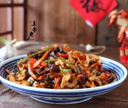 春节菜谱-鱼香肉丝