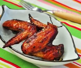 空气炸锅食谱-黑椒鸡翅