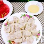 牛肉胡萝卜水饺