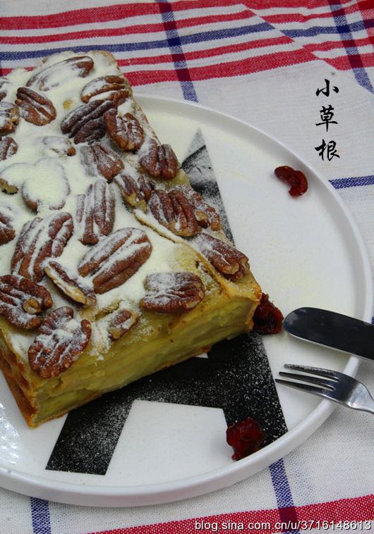 #新春悠享家#网红苹果隐形蛋糕