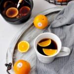 #新春悠享家#驱寒暖身的甜蜜:橙香红枣茶