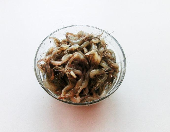 河虾怎么做好吃-梅干菜蒸河虾