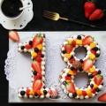 18岁数字生日蛋糕