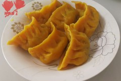 饺子图片-金饺子银饺子