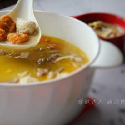 春节菜谱-如意手工黄白鱼圆
