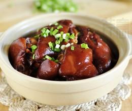 春节菜谱-香卤猪蹄