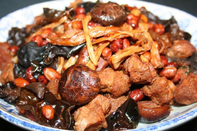 #新春悠享家#【上海四喜烤麸】--#Tesla都上天了,你还在纠结年夜饭吃什么#