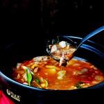 #新春悠享家#用最简单的方法做出茄汁味的筋头巴脑一锅炖
