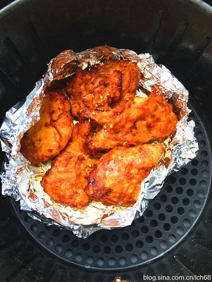 空气炸锅食谱-烤鸡排