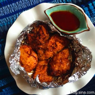 空氣炸鍋食譜-烤雞排