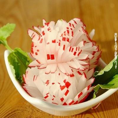 春节菜谱大全-樱桃萝卜