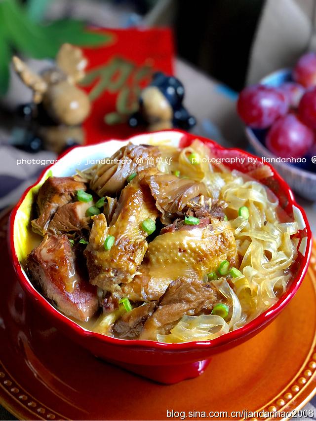 #新春悠享家#大吉大利东北最经典年菜【小鸡炖蘑菇】