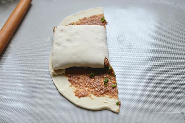 千层饼的做法视频-牛肉千层饼