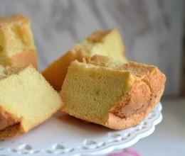 小米戚风蛋糕