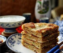 #新春悠享家#牛肉千层饼-步步高升好味道