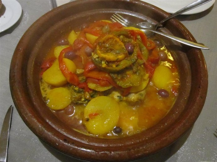 漫谈摩洛哥美食